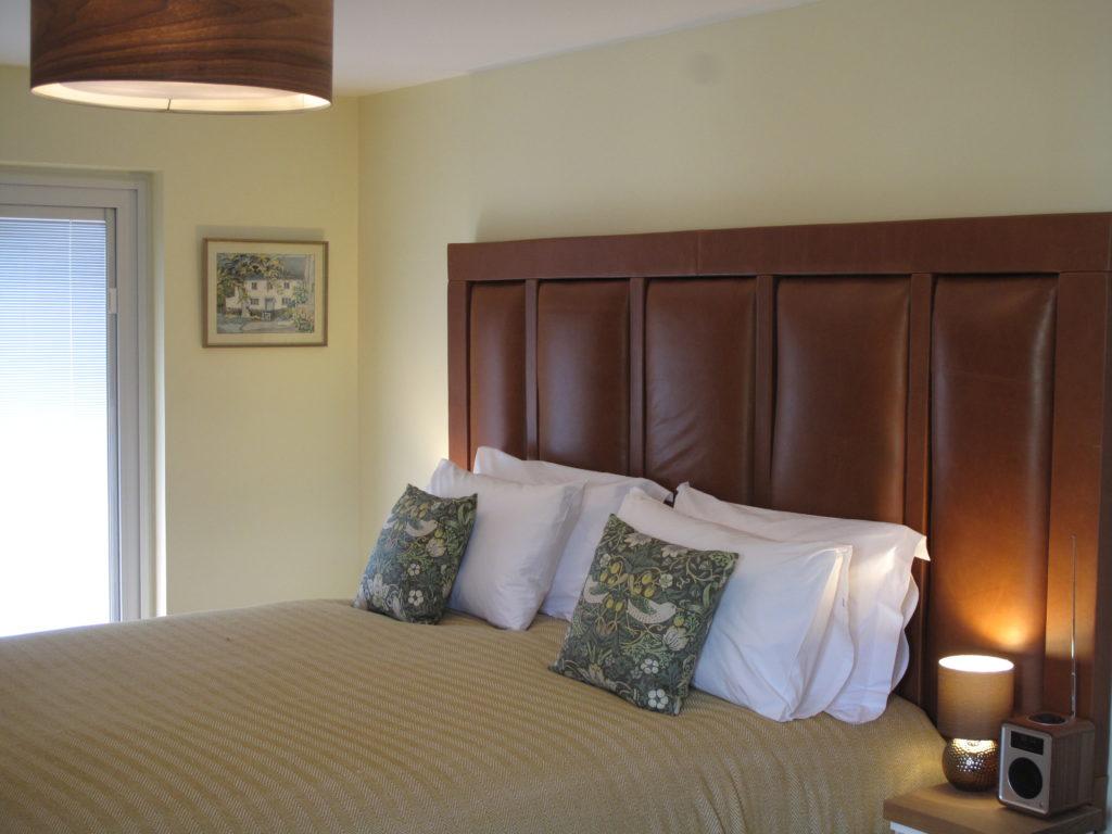 Widdinton en-suite super king bedroom at Piglets Boutique B&B