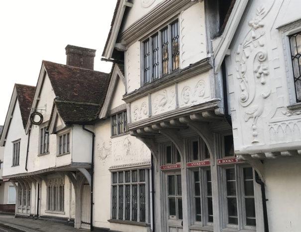 The Old Sun Inn Saffron Walden at Piglets Boutique B&B