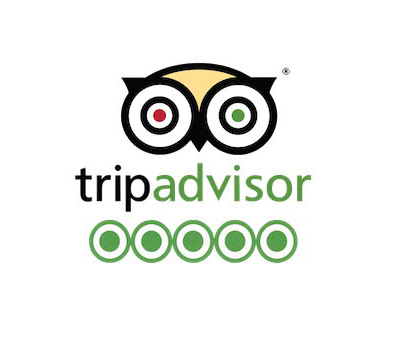 Trip Advisor 5 star rating at Piglets Boutique B&B