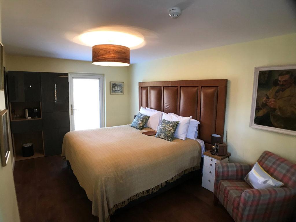 Widdington bedroom at Piglets Boutique B&B