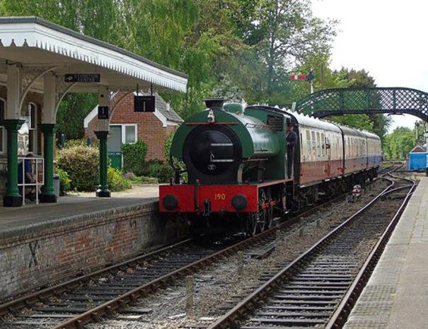 Colne Valley Railway | Piglets Boutique B&B