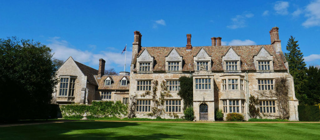 Anglesey Abbey | Piglets Boutique B&B