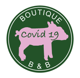 Covid 19 | B&B | Boutique B&B | Luxury bed & breakfast | One hour from London |Piglets Boutique B&B
