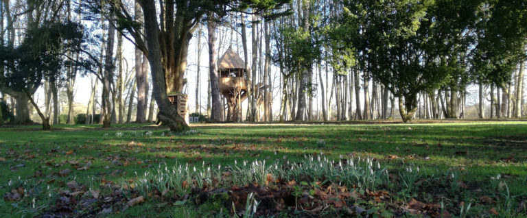 Easton Lodge gardens | Piglets Boutique B&B