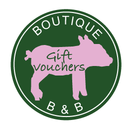 Gift vouchers | B&B | Boutique B&B | Swimming pool | One hour from London | Luxuy small hotel | Piglets Boutique B&B