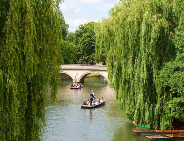 Punting to Granchester | Piglets Boutique B&B