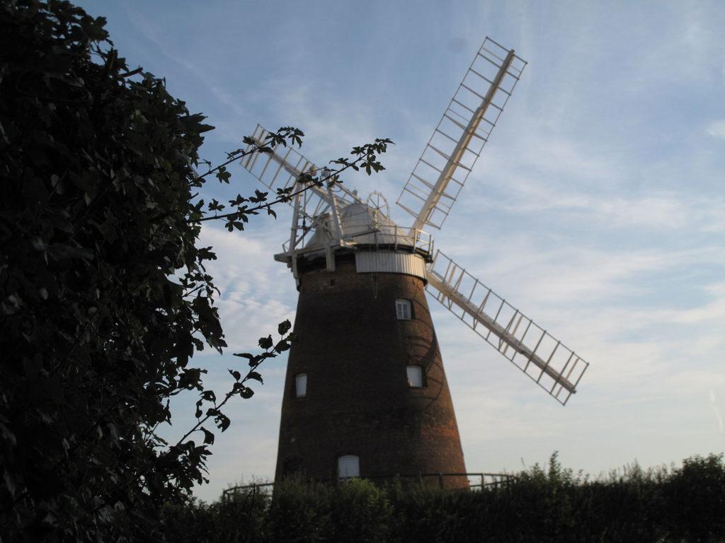 John Webb windmill at Thaxted|Piglets Boutique B&B