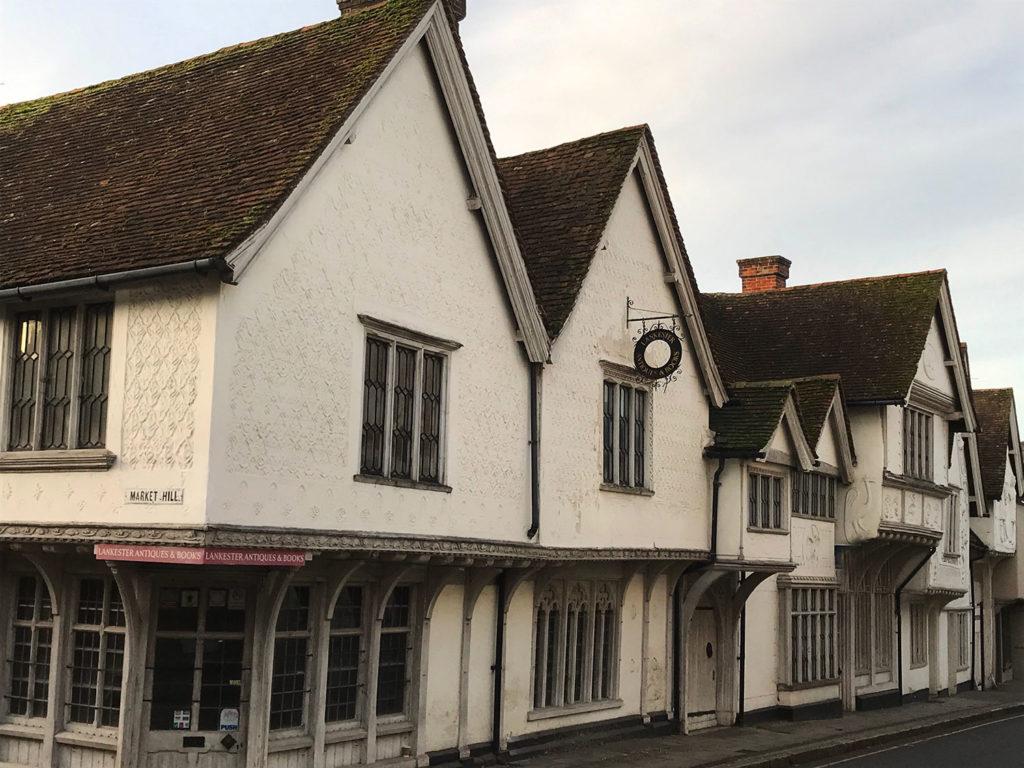 Old Sun Inn at Saffron Walden|Piglets Boutique B&B