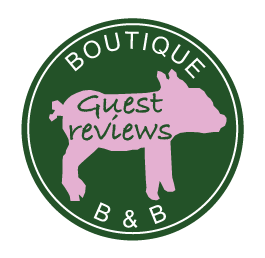 Guest reviews | Luxury Bed & breakfast | B&B | Boutique B&B | | Boutique Hotels | Piglets Boutique B&B