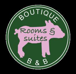 Rooms & suites | B&B | Luxury small hotel | Boutique B&B | Gay friendly B&B | Piglets Boutique B&B