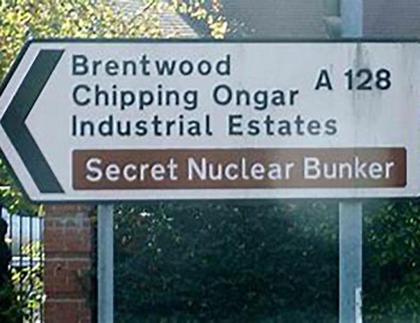 Secret nuclear bunker | Piglets Boutique B&B