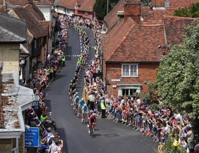 Tour de France | B&B | Essex B&B | Cycling | | Piglets Boutique B&B