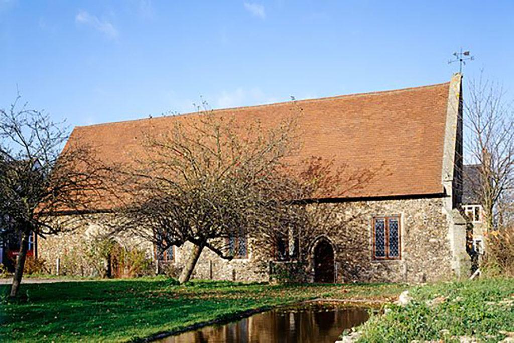 Duxford Chapel | Piglets Boutique B&B