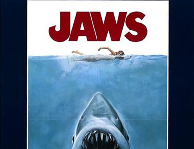 Jaws poster | Piglets Boutique B&B