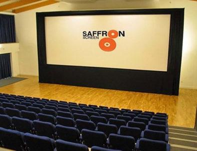 Saffron Screen | Piglets Boutique B&B