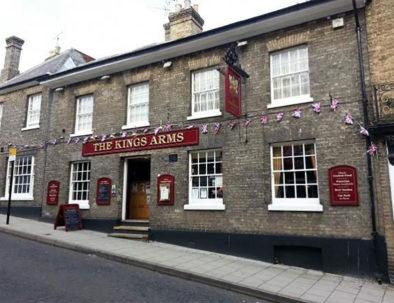 Kings Arms Saffron Walden | Piglets Boutique B&B