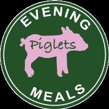 b&b Evening meals
