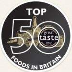 Great taste award top 50 | Great taste award provenence at B&B | Best producers supply Piglets Boutique B&B
