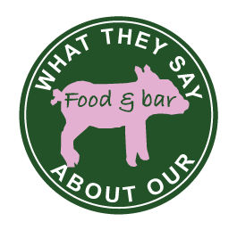Evening meal at B&B | Bar at B&B | Licensed B&B | Best food at B&B | Piglets bar & food
