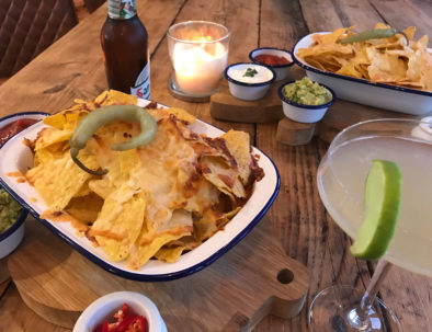 Nachos | Piglets small boards | Snacks | Evening meal | Piglets Boutique B&B | B&B food