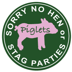 Sorry No Hen or Stag Parties