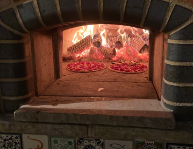 Pizzas at Piglets